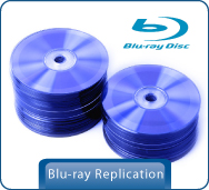 blu-ray replication